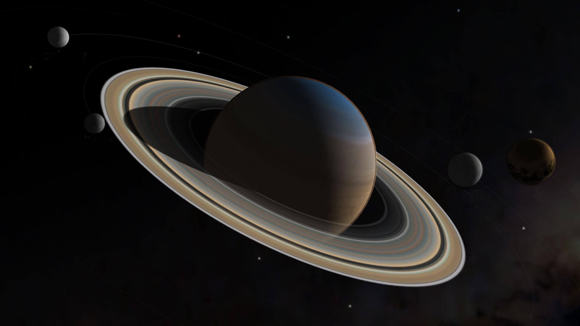 Saturno Zona 2 del Cerebro (Purgatorio–Emoción negativa)